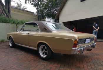 Ford Taunus 20m Coupe