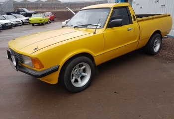 FORD CORTINA P100 FOR SALE - LEXUS V8 ENGINE