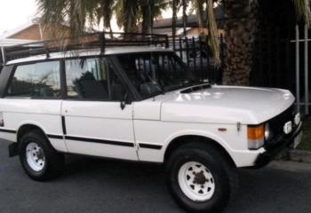 Range Rover 2 Door For Sale