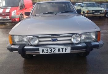 Ford Granada Rolling shell